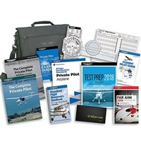 Complete Learning To Fly Kit  ASA Private Pilot Kit - Part 61  (ASA-PVT-61-KIT)